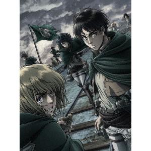 【送料無料】進撃の巨人 Season2 Vol.1 【Blu-ray】