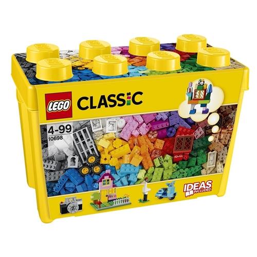 LEGO 10698 クラシック 通信販売 黄色のアイデアボックス 本日限定 スペシャル おもちゃ こども 子供 ブロック レゴ 4歳