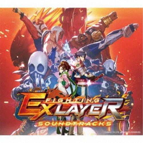 (ゲーム・ミュージック)/FIGHTING EX LAYER Soundtracks 【CD+DVD】