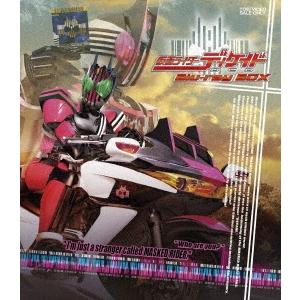 【送料無料】仮面ライダーディケイド Blu-ray BOX 【Blu-ray】