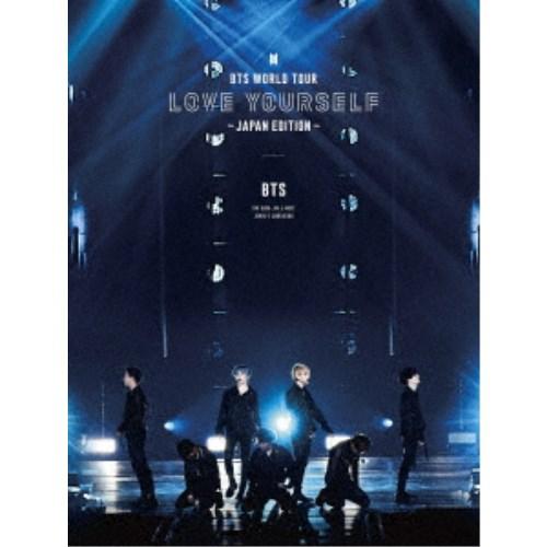 BTS/BTS WORLD TOUR 'LOVE YOURSELF' ~JAPAN EDITION~ (初回限定) 【Blu-ray】