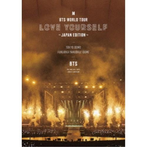 BTS/BTS WORLD TOUR 'LOVE YOURSELF' ~JAPAN EDITION~《通常版》 【Blu-ray】