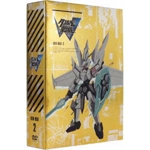 ダンボール戦機W DVD-BOX2 【DVD】