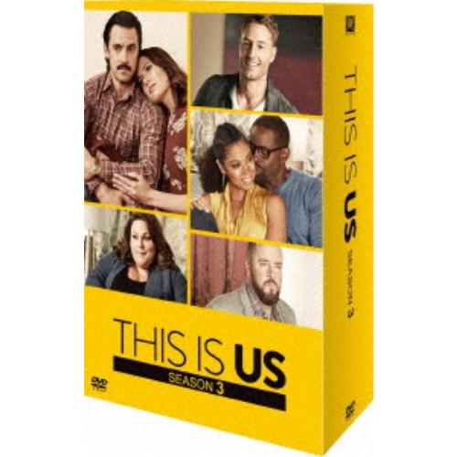 THIS IS US/ディス・イズ・アス シーズン3 DVDコレクターズBOX 【DVD】