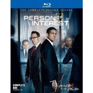 【送料無料】パーソン・オブ・インタレスト<セカンド・シーズン> コンプリート・ボックス 【Blu-ray】