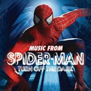 CD-OFFSALE オリジナル サウンドトラック スパイダーマン ターン キャスト オフ ザ ダーク~オリジナル 送料無料限定セール中 CD 大放出セール