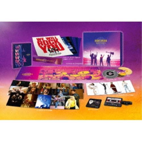 ボヘミアン・ラプソディ 日本限定アルティメットBOX UltraHD《数量限定生産版》 (初回限定) 【Blu-ray】