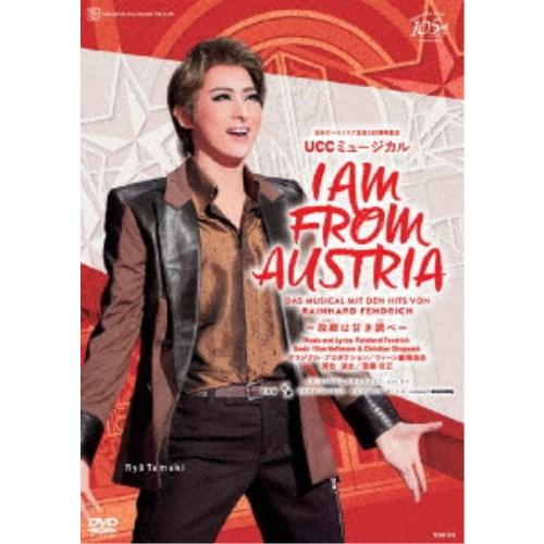 10%OFF 日本オーストリア友好150周年記念 UCCミュージカル I AM FROM テレビで話題 AUSTRIA DVD -故郷は甘き調べ-