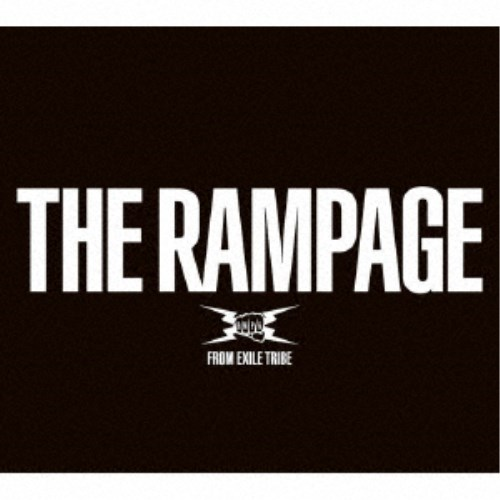 THE RAMPAGE from EXILE TRIBE/THE RAMPAGE 【CD+Blu-ray】