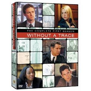 WITHOUT A TRACE/FBI 失踪者を追え!<ファースト・シーズン>コレクターズ・ボックス 【DVD】