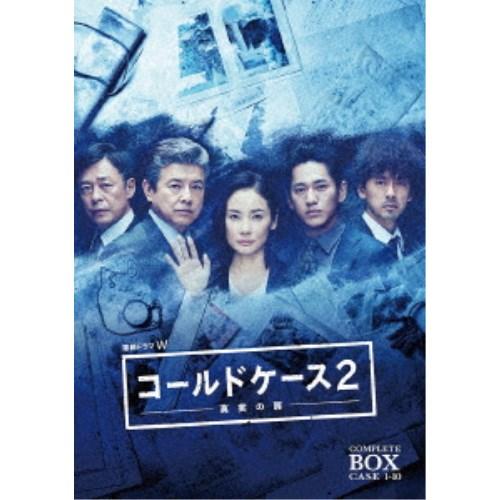 【送料無料】連続ドラマW コールドケース2 ~真実の扉~ コンプリート・ボックス 【DVD】