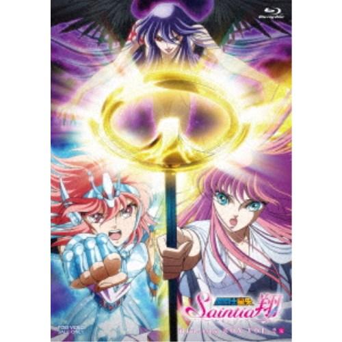 聖闘士星矢 セインティア翔 Blu-ray BOX VOL.2 【Blu-ray】