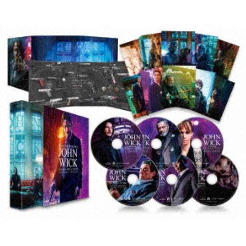 ジョン・ウィック:パラベラム トリロジー・エディション《数量限定版》 (初回限定) 【Blu-ray】