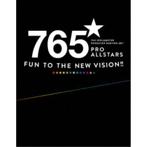 【送料無料】中村繪里子(天海春香)/THE IDOLM@STER PRODUCER MEETING 2017 765PRO ALLSTARS FUN TO THE NEW VISION!! EVENT Blu-ray PERFECT《完全生産限定版》 (初回限定) 【Blu-ray】