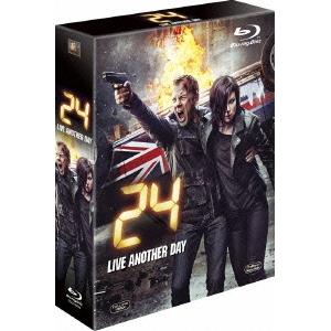 24-TWENTY FOUR- リブ・アナザー・デイ ブルーレイBOX 【Blu-ray】
