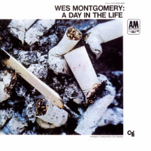 希望者のみラッピング無料 CD-OFFSALE ウェス モンゴメリー 全国どこでも送料無料 ア デイ ライフ イン 初回限定 CD ザ