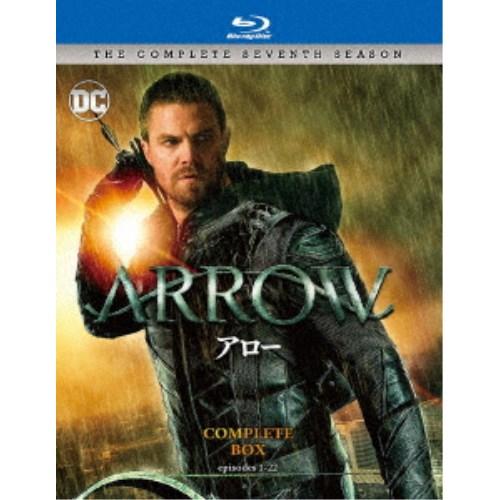 ARROW/アロー<セブンス・シーズン> コンプリート・ボックス 【Blu-ray】