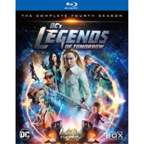 レジェンド・オブ・トゥモロー <フォース・シーズン> コンプリート・ボックス 【Blu-ray】