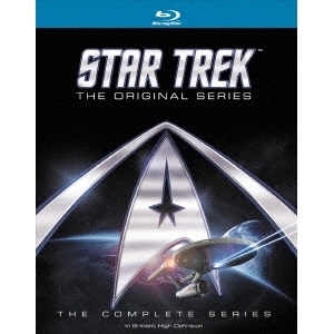 Blu-rayコンプリートBOX(ロッデンベリー・アーカイブス付) 【Blu-ray】 【送料無料】スター・トレック:宇宙大作戦
