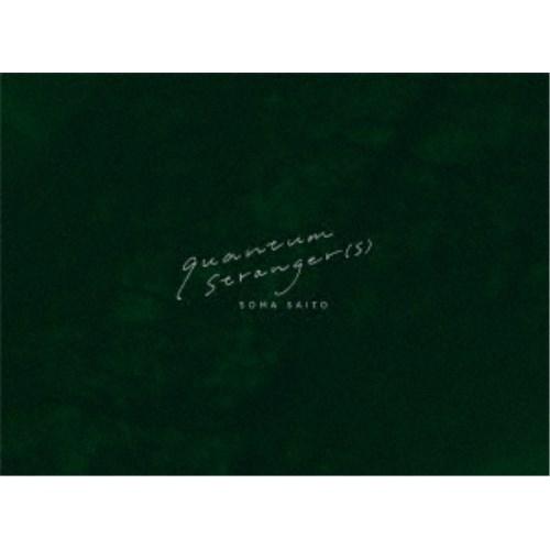 斉藤壮馬/斉藤壮馬 1st Live quantum stranger(s)《完全生産限定版》 (初回限定) 【Blu-ray】