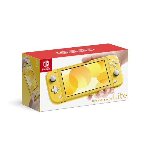 <title>Nintendo 激安 激安特価 送料無料 Switch Lite イエロー</title>