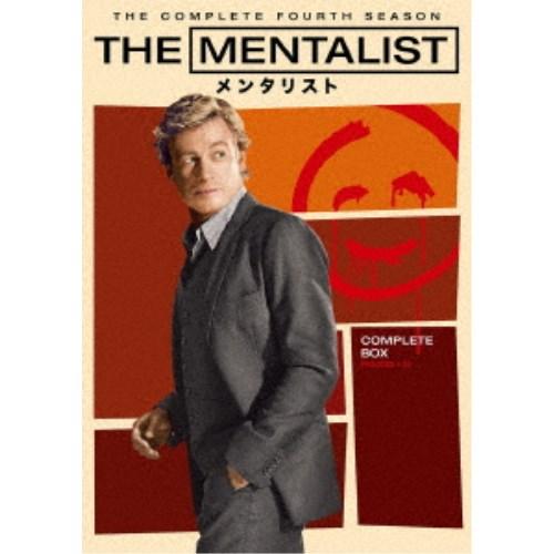 THE MENTALIST/メンタリスト<フォース・シーズン> コンプリート・ボックス 【DVD】