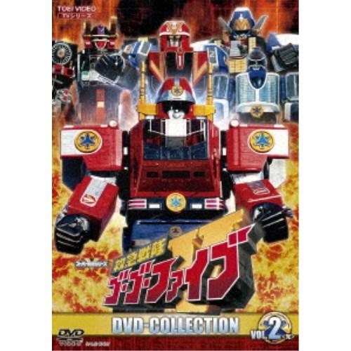 救急戦隊ゴーゴーファイブ DVD-COLLECTION VOL.2 【DVD】