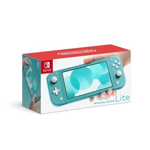 Nintendo 新着セール Switch ターコイズ 訳あり品送料無料 Lite
