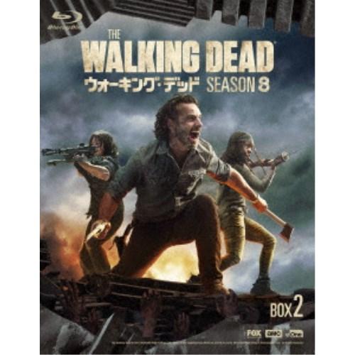 ウォーキング・デッド8 Blu-ray BOX-2 【Blu-ray】