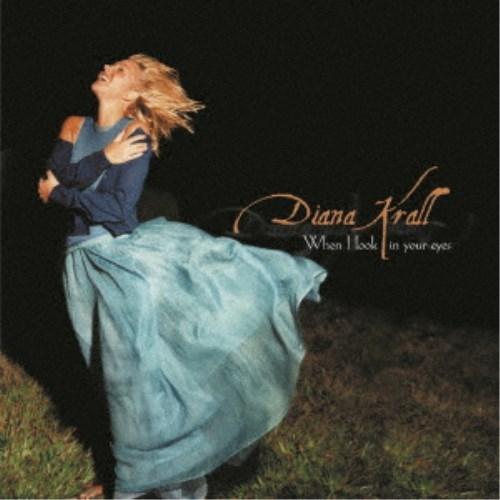 CD-OFFSALE ダイアナ クラール ホエン アイ ルック 初回限定 CD イン アイズ 特価キャンペーン 驚きの値段 ユア