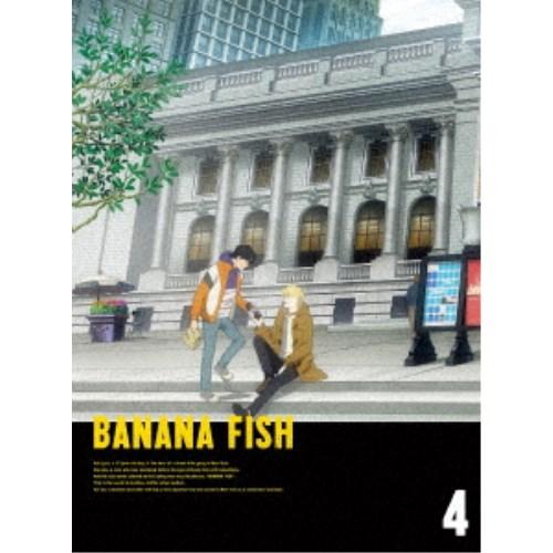 BANANA FISH Blu-ray Disc BOX 4《完全生産限定版》 (初回限定) 【Blu-ray】