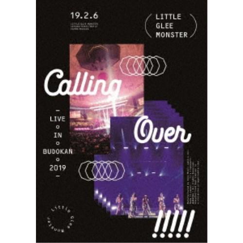 Little Glee Monster Live 安心の定価販売 in 2019~Calling 《通常版》 Over Blu-ray BUDOKAN 安い 激安 プチプラ 高品質