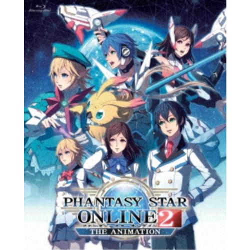 ファンタシースターオンライン2 ジ アニメーション Blu-ray BOX 【Blu-ray】