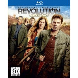 【送料無料】レボリューション <ファースト・シーズン> コンプリート・ボックス 【Blu-ray】