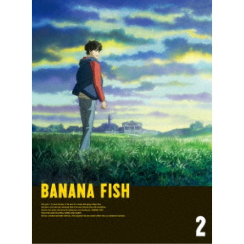 BANANA FISH DVD BOX 2《完全生産限定版》 (初回限定) 【DVD】