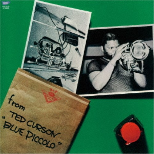 アウトレットセール 卓越 特集 テッド カーソン ブルー ピッコロ CD 3