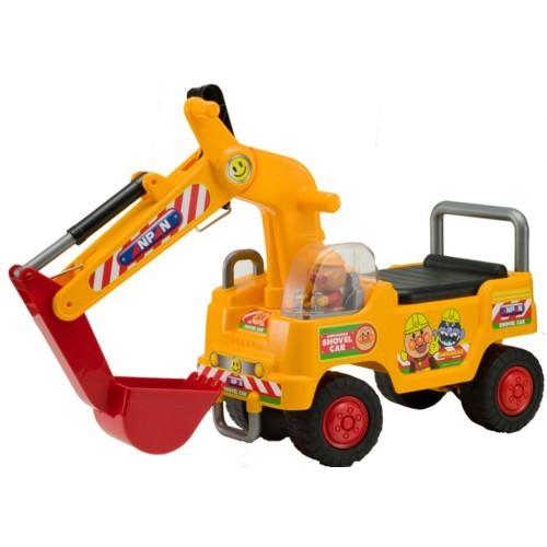 アンパンマン NEW元気シャベルカー おもちゃ こども 子供 知育 勉強 3歳