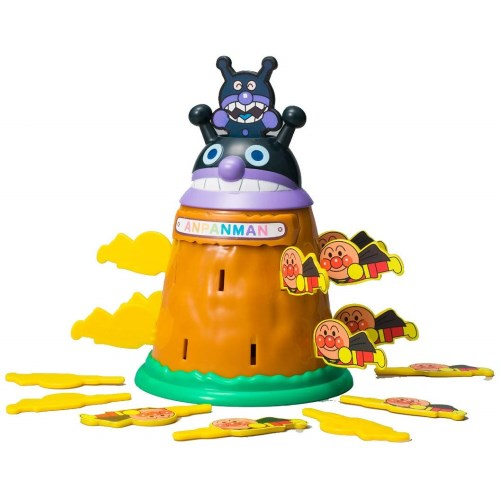 賜物 アンパンマン アンパンマンのドキドキアンパンチ 開店祝い ミニ おもちゃ こども ゲーム 子供 パーティ 3歳