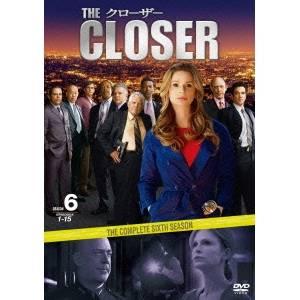クローザー <シックス・シーズン> コンプリート・ボックス 【DVD】