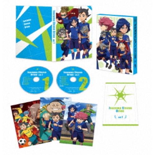 イナズマイレブン オリオンの刻印 Blu-ray BOX 第1巻 【Blu-ray】