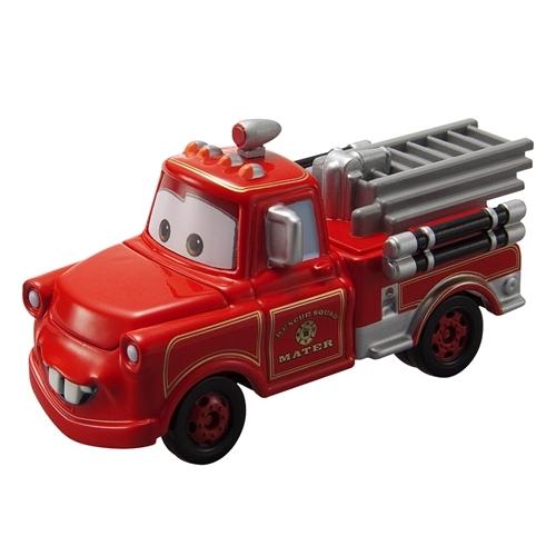 ◆26日以降お届け予定◆カーズ・トミカ C-35 メーター(TOON レスキュータイプ) おもちゃ こども 子供 男の子 ミニカー 車 くるま 3歳
