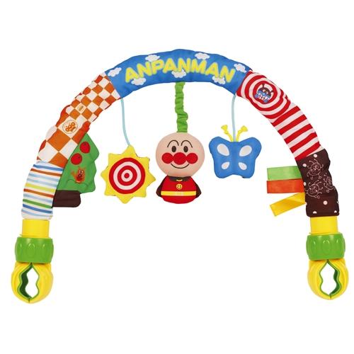 ベビラボ アンパンマン とにかくどこでもジムメリー おもちゃ こども 新商品 0歳 ベビー 勉強 知育 子供 入手困難