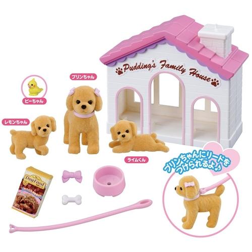 2020モデル リカちゃん LG-04 プリンちゃんハウスセットおもちゃ こども 子供 セール 3歳 女の子 人形遊び 小物
