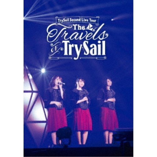 TrySail/TrySail Second Live Tour The Travels of TrySail《通常版》 【Blu-ray】