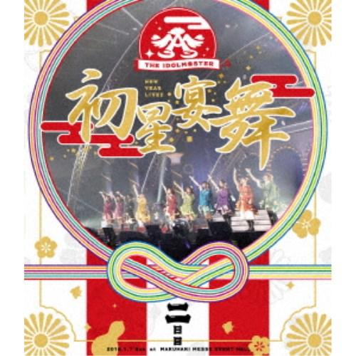 765PRO ALLSTARS/THE IDOLM@STER ニューイヤーライブ!! 初星宴舞 LIVE Blu-ray 二日目 【Blu-ray】