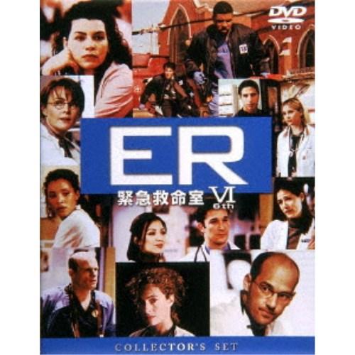 ER緊急救命室<シックス>コレクターズセット 【DVD】