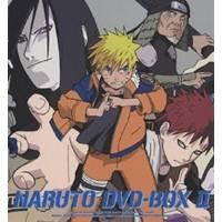 【送料無料】NARUTO-ナルト- DVD-BOX II 「始動!木ノ葉崩し」 (初回限定) 【DVD】