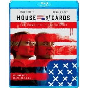 ハウス・オブ・カード 野望の階段 SEASON 5 Blu-ray Complete Package 【Blu-ray】