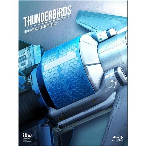 サンダーバード ARE GO ブルーレイ コレクターズBOX1 (初回限定) 【Blu-ray】