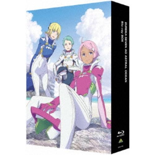 エウレカセブンAO Blu-ray BOX《特装限定版》 (初回限定) 【Blu-ray】